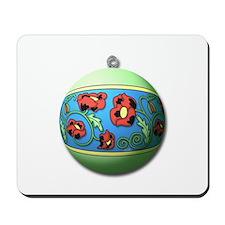 Ukr. Floral Ornament Mousepad