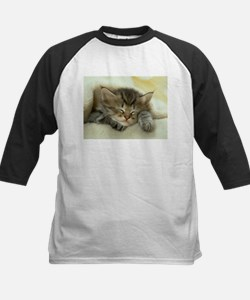 sleeping kitty Tee