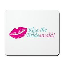 Kiss the Bridesmaid Bachlorette, Bridal Shower Mou