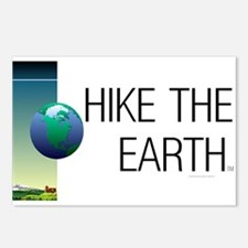 TOP Hike the Earth Postcards (Package of 8)