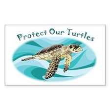 Sea Turtle Decal