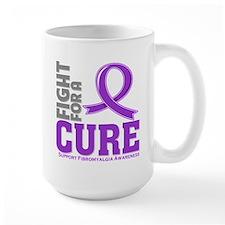 Fibromyalgia Fight For A Cure Mug
