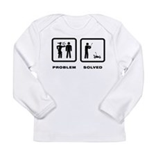 RC Car Long Sleeve Infant T-Shirt