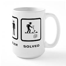Metal Detecting Mug