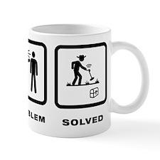 Metal Detecting Small Mug