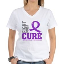 Epilepsy Fight For A Cure Shirt