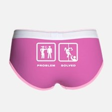 Pole Dancing Women's Boy Brief