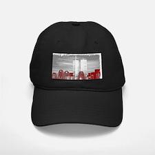 WTC Skyline Sketch Baseball Hat
