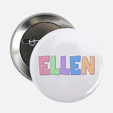 Ellen Rainbow Pastel Button