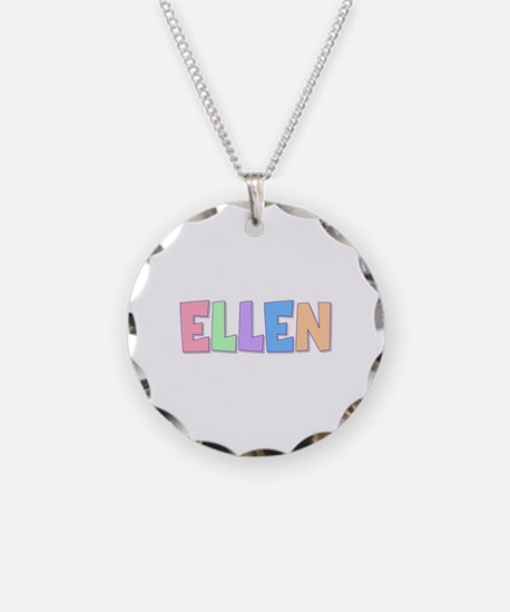 Ellen Rainbow Pastel Necklace