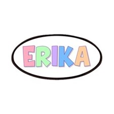 Erika Rainbow Pastel Patch