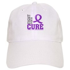 Cystic Fibrosis Fight For A Cure Baseball Cap