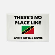 There Is No Place Like Saint Kitts & Nevis Rectang