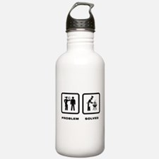 Barbequeing Water Bottle