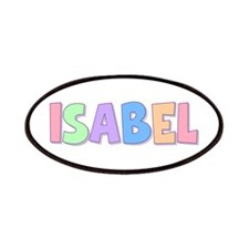 Isabel Rainbow Pastel Patch