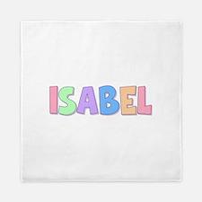 Isabel Rainbow Pastel Queen Duvet