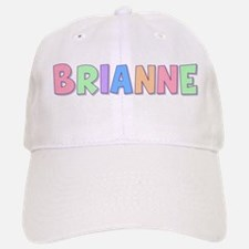 Brianne Rainbow Pastel Baseball Baseball Cap