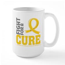 Childhood Cancer Fight Mug