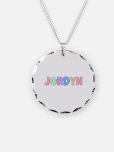 Jordyn Rainbow Pastel Necklace