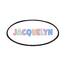 Jacquelyn Rainbow Pastel Patch