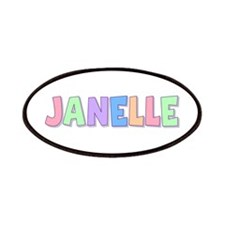 Janelle Rainbow Pastel Patch