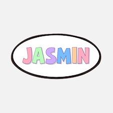 Jasmin Rainbow Pastel Patch