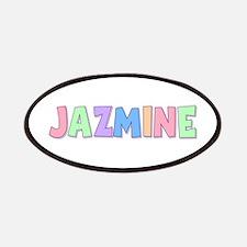 Jazmine Rainbow Pastel Patch