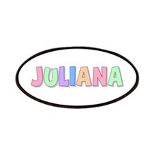 Juliana Rainbow Pastel Patch