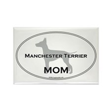 Manchester MOM Rectangle Magnet