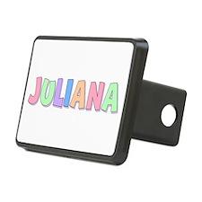 Juliana Rainbow Pastel Hitch Cover