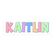 Kaitlin Rainbow Pastel 36x11 Wall Peel