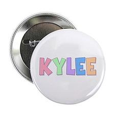 Kylee Rainbow Pastel Button