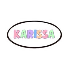 Karissa Rainbow Pastel Patch