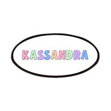 Kassandra Rainbow Pastel Patch