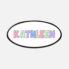 Kathleen Rainbow Pastel Patch