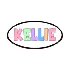 Kellie Rainbow Pastel Patch