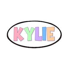 Kylie Rainbow Pastel Patch