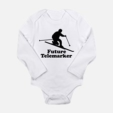 Cute Black woman independent baby kids family Long Sleeve Infant Bodysuit