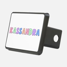 Kassandra Rainbow Pastel Hitch Cover
