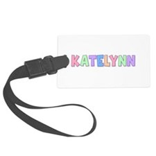 Katelynn Rainbow Pastel Luggage Tag