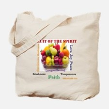 Fuit of the Spirit Tote Bag