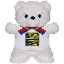 Christmas Jesus Praying Teddy Bear