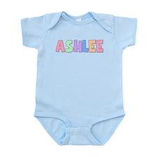 Ashlee Rainbow Pastel Onesie