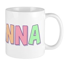 Arianna Rainbow Pastel Mug