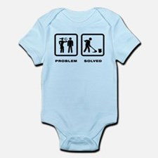Janitor Infant Bodysuit