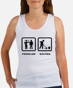 Janitor Women's Tank Top