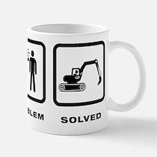Excavating Mug