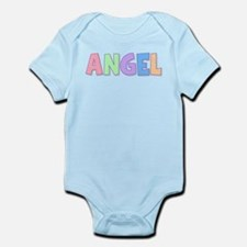 Angel Rainbow Pastel Infant Bodysuit