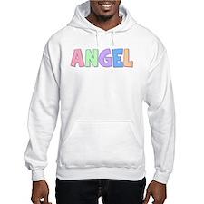 Angel Rainbow Pastel Hoodie