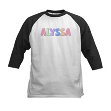 Alyssa Rainbow Pastel Tee